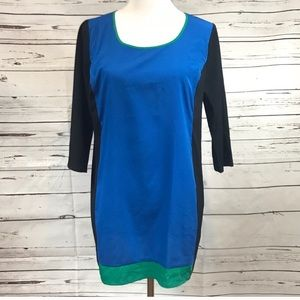 Motherhood Maternity tunic 3/4 sleeve